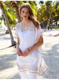 jaida white top