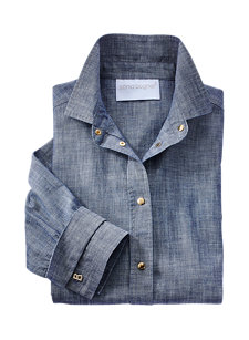 lina-g chambray shirt