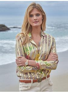 cosette floral shirt