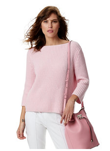 parker rib sweater