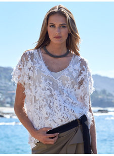 look 6 lace sweater