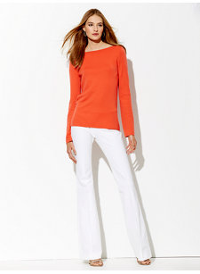 look 4 flare pant