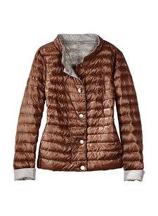claudia satin jacket