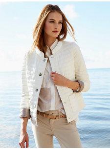 claudia matte jacket