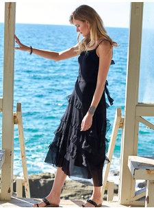 juliette solid dress