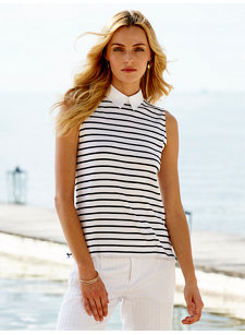 gweneth stripe top