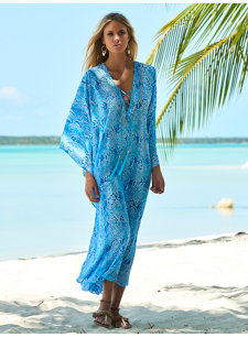 kayla surf cover-up