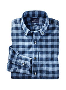 geary check shirt