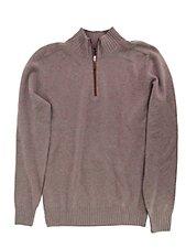 marco 1/4 zip sweater