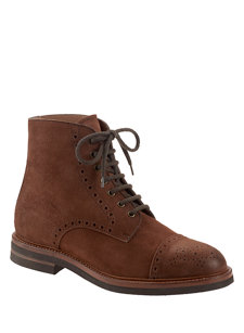 polacco suede boot