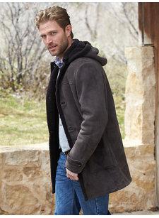liam shearling coat