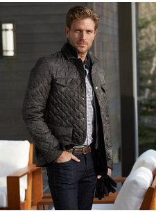 brandan quilt jacket