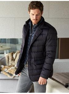 conor silk jacket