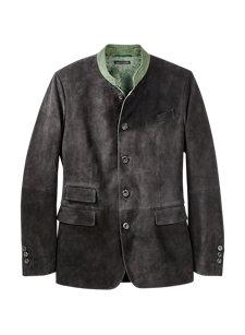 philipp suede jacket