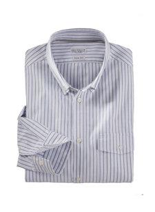 ennio pinstripe shirt