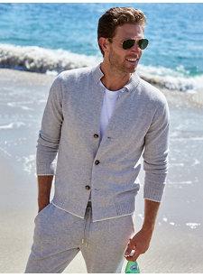 look 29 sweater jacket
