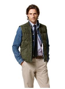 berto reversible vest