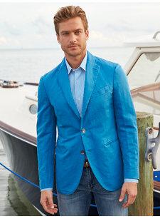 k linen jacket