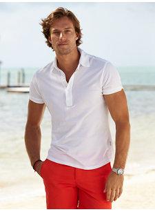 harris polo shirt