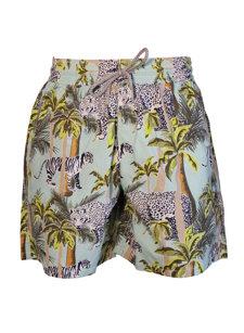 moorea tiger swim trunks