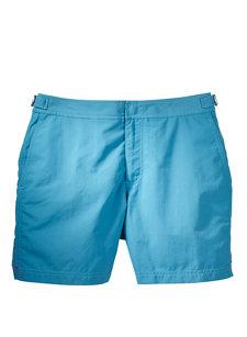 bulldog blue swim trunks