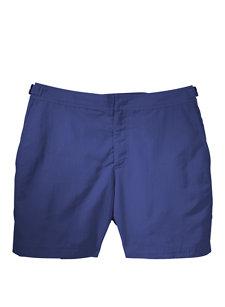 bulldog navy swim trunks