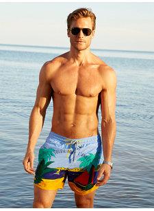 soleil swim trunk