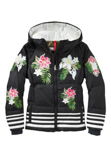 girls birga-d black jacket