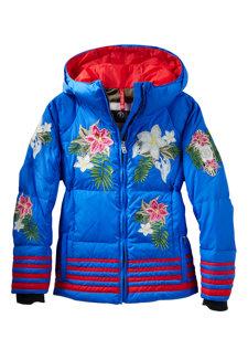 girls birga-d cornflower jacket