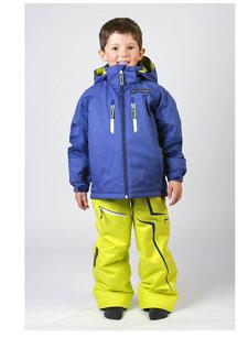 boys norway team ski set
