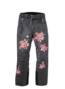 girls brooke flower ski pant