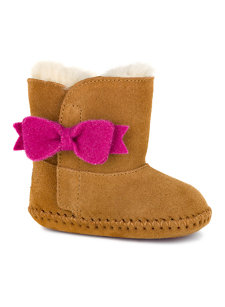 cassie bow boot baby