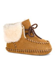sparrow moccasin baby