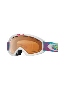 02 xs neon pink goggle