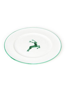 stag dinner plate 10