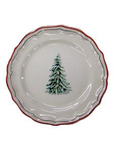 alpine dessert plates