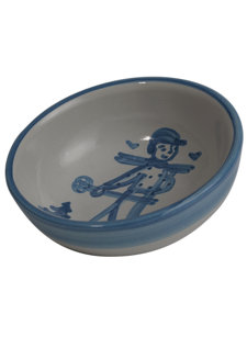 5 inch cereal bowl walking