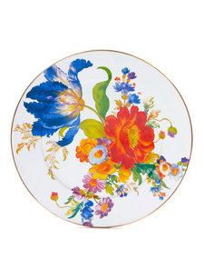 flower market platter