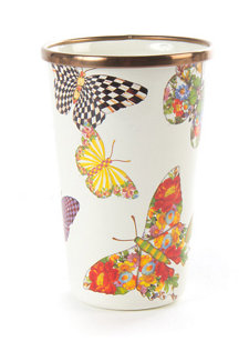 butterfly tumbler