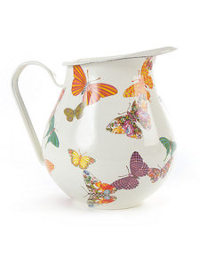 butterfly pitcher