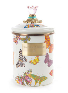 butterfly medium canister