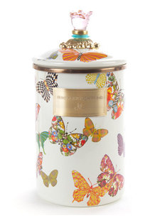 butterfly large canister