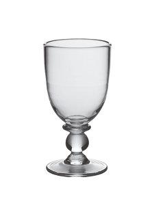 hartland red wine glass