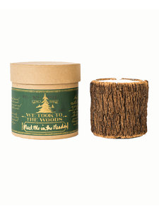 in the meadow bark candle