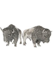 bison salt & pepper shaker