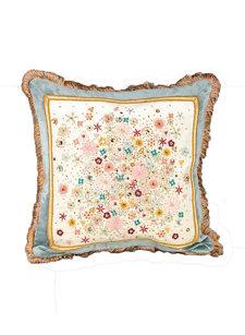 mille fiori pillow