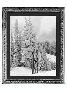 arbor pewter frame 8x10