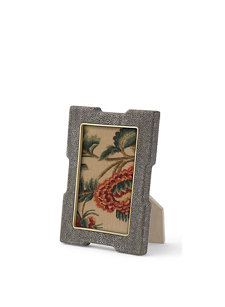 deco shagreen frame 4x6