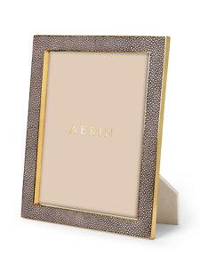chocolate shagreen frame 8x10
