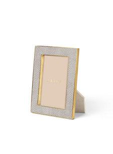 dove shagreen frame 4x6